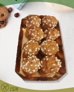 Muffin con granella di zucchero Senza Glutine