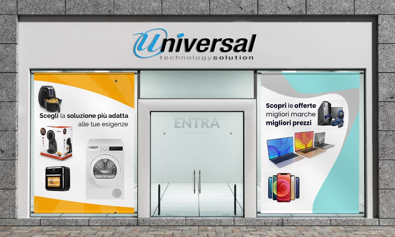 Universal - Offerte Tecnologiche