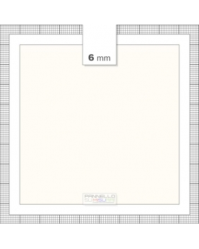 CORIAN GLACIER WHITE 6MM