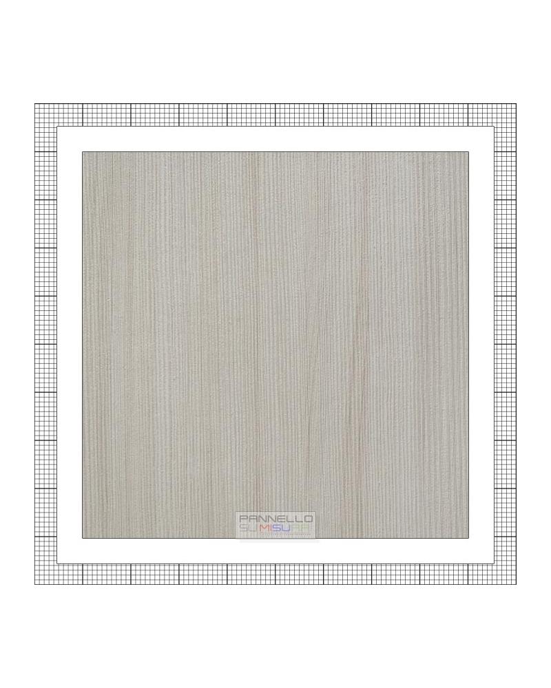 LEGNO NOBILITATO SPECIALE SANTOS WHITE - COD. LM96