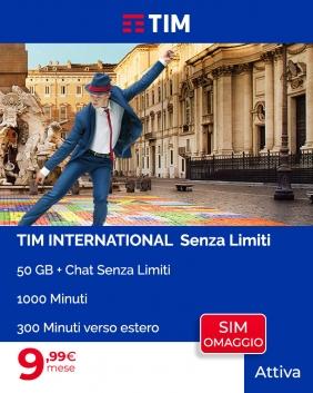 TIM International Senza Limiti