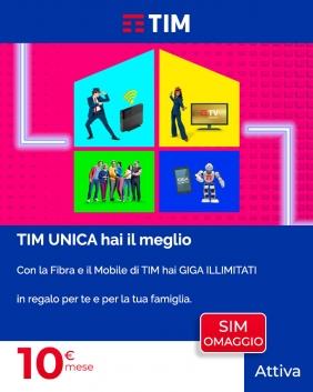 TIM Unica
