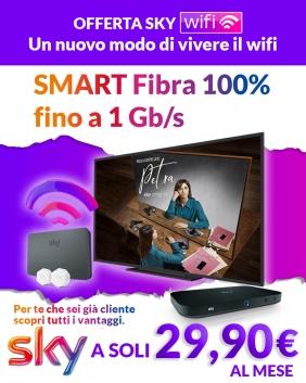 Offerta Sky Wifi | Smart