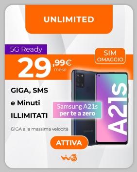 Costo Iniziale Unlimited