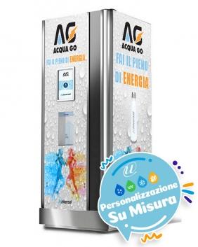 Distributore Automatico Energy - Acqua Go