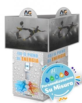 Distributore Automatico Energy - Acqua Go Fusion